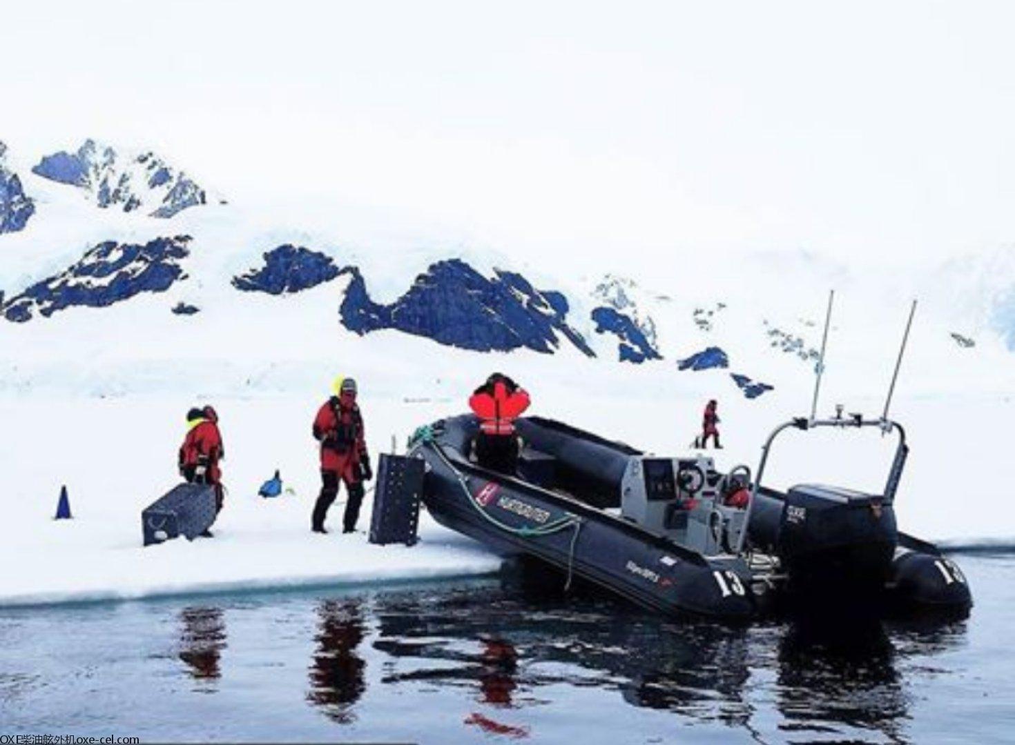 Hurtigruten海达路德探险船在南极