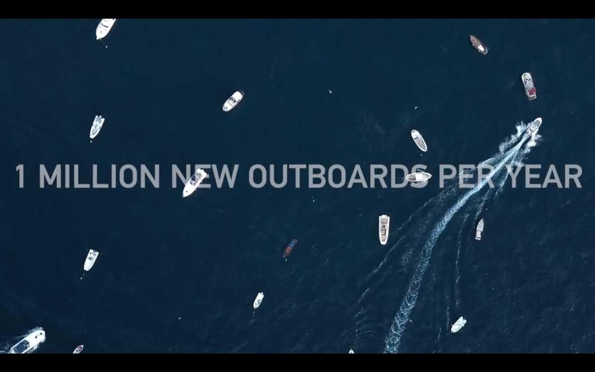 每年新增100万台舷外机